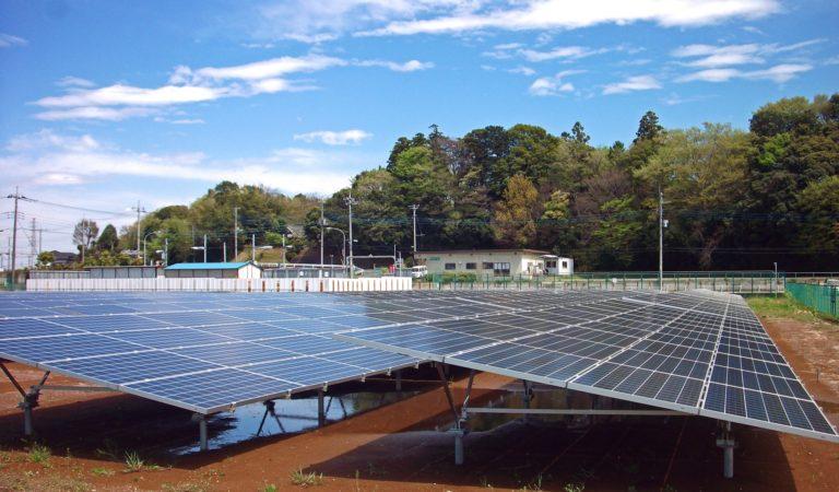 投資用太陽光発電